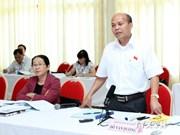 Les députés continuent de discuter de projets de loi