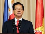 PM Nguyen Tan Dung: le Vietnam est déterminé à défendre sa souveraineté