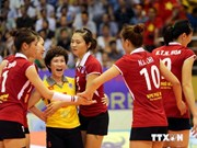 Volley-ball : le Vietnam remporte la Coupe VTV