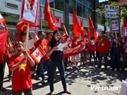 Mer Orientale : La diaspora vietnamienne au Canada proteste contre la Chine
