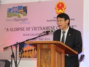 La culture vietnamienne est présentée en Australie