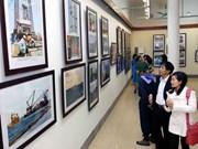 Hanoi : Exposition photographique sur la souveraineté maritime et insulaire du Vietnam