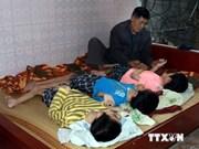 Un coeur d'or pour les victimes de l'agent orange/dioxine du Vietnam