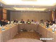 Table ronde sur la Mer Orientale à Singapour