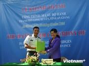 An Giang: mise en service de passerelles financées par les Etats-Unis