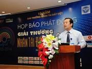 TI : lancement du prix Talent du Vietnam