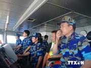 Mer Orientale : des garde-côtes à l'honneur
