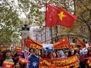 Les étudiants vietnamiens en Australie-Occidentale s'orientent vers la Patrie