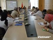 Vietnam-Egypte : objectif 500 millions d'USD d'échanges commerciaux