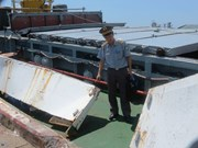 Les navires chinois continuent d'empêcher les forces officielles du Vietnam
