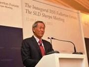 Shangri-La : les ministres soulignent le règlement pacifique des différends