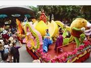Ouverture du Festival des fruits du Sud à Hô Chi Minh-Ville