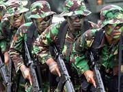 L'Indonésie organise un exercice interarmées