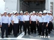 Surveillance des ressources halieutiques : 200 millions de dollars pour la construction navale