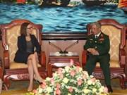 Vietnam-Etats-Unis : Pour améliorer l'efficacité de la coopération dans la défense