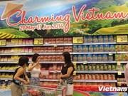 Plus de produits vietnamiens vendus dans les supermarchés de Singapour