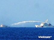 Les navires chinois poursuivent leurs attaques contre des navires vietnamiens