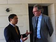 Promotion des relations Vietnam-Union européenne