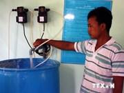 Eau propre : un programme pour les zones rurales de Hanoi