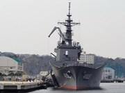 Un navire japonais mouille à Da Nang