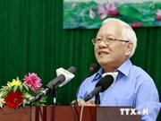 La communauté des Hoa ont confiance en les politiques du Parti et de l'Etat