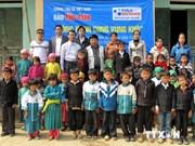 La VNA accompagne les enfants démunis du Nord-Ouest