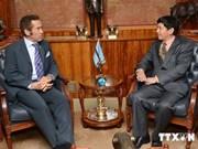 Le président du Botswana s'inquiète des tensions en Mer Orientale