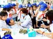 Un projet de soins dentaires lancé à Da Nang
