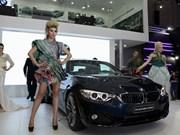 L'importation d'automobiles connaît une hausse fulgurante