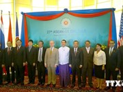 Le Vietnam participe au 27e Dialogue ASEAN-Etats-Unis