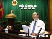 Le vice-PM Nguyên Xuan Phuc s'exprime sur la Mer Orientale