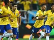 Coupe du monde 2014 : C'est parti ! Après la cérémonie d'ouverture, premier match