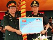 Assistance du Vietnam accordée au Génie de l'Armée royale du Cambodge