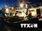 Tout le pays se mobilise pour soutenir les pêcheurs et soldats en mer
