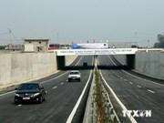 Inauguration d'un tronçon de l'autoroute Noi Bai-Lao Cai