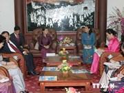 Le Vietnam et le Cambodge intensifient la coopération entre femmes