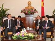Le partenariat stratégique Vietnam-Allemagne est en bonne voie
