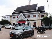Inauguration du siège de l'Association générale des Vietnamiens au Laos