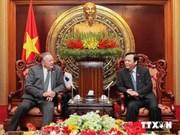 Le Vietnam fait grand cas de son amitié traditionnelle avec la Biélorussie