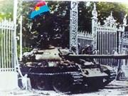 Lancement d'un concours d'écriture sur la grande victoire du Printemps 1975