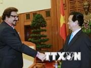 Le Premier ministre reçoit le nouvel ambassadeur pakistanais