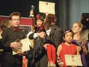 Piano : des élèves vietnamiens primés en Italie