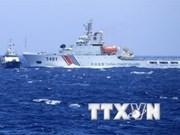 Les navires chinois interceptent les navires officiels du Vietnam