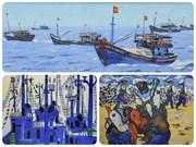 Beaux-arts : expo sur la souveraineté nationale à Hanoi