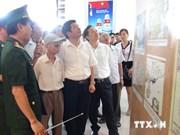 Souveraineté : exposition sur Hoang Sa et Truong Sa à Hai Phong