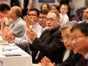 Le Vietnam à la conférence mondiale du journalisme de 2014