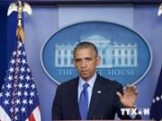 Le président Obama presse la Chine d'éviter l'escalade