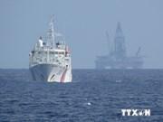 Les Etats-Unis se préoccupe de nouvelles plates-formes de forage de la Chine