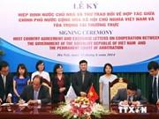 Vietnam et Cour permanente d'arbitrage signent un accord
