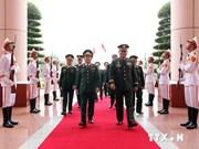 Vietnam et Philippines promeuvent leur coopération dans la défense